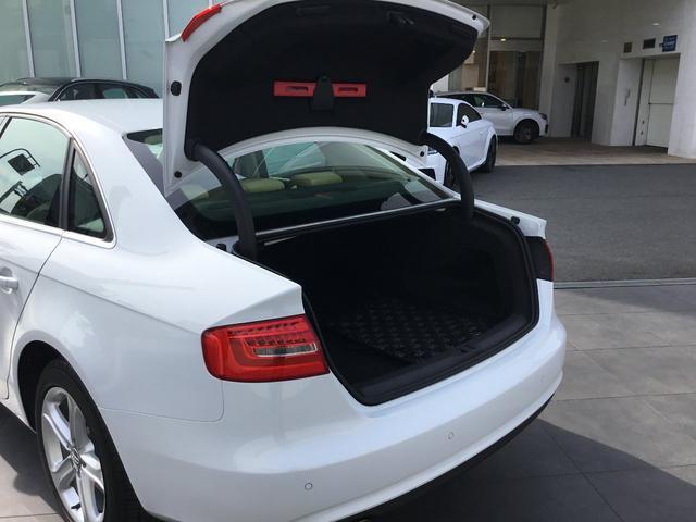 2.0TFSI 認定中古車 ベージュレザー シートヒーター付(7枚目)