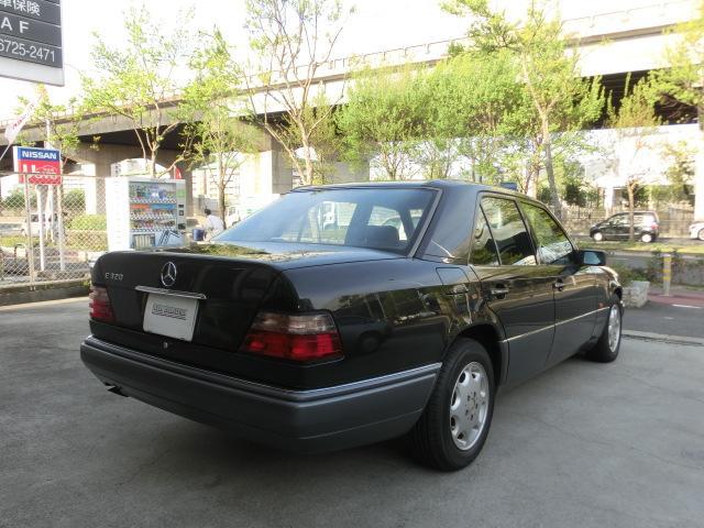 メルセデス・ベンツ M・ベンツ E320 後期モデル