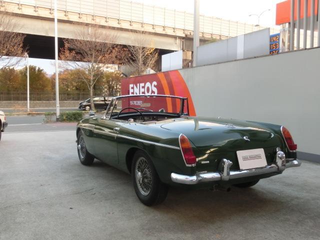 「MG」「MGB」「オープンカー」「大阪府」の中古車17