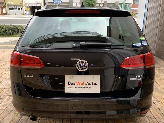 「フォルクスワーゲン」「VW ゴルフヴァリアント」「ステーションワゴン」「大阪府」の中古車4