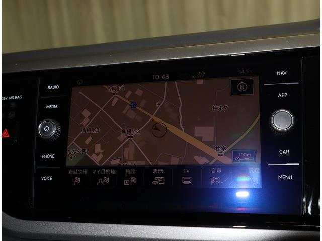 TSIコンフォートライン DiscoverPro Bカメラ ACC ETC 15inAW(11枚目)