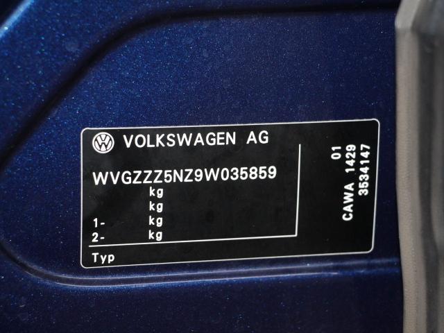 フォルクスワーゲン VW ティグアン トラック&フィールド