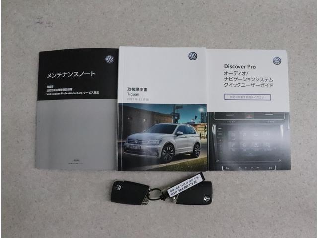 「フォルクスワーゲン」「VW ティグアン」「SUV・クロカン」「大阪府」の中古車19