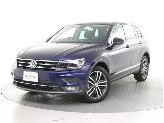 「フォルクスワーゲン」「VW ティグアン」「SUV・クロカン」「大阪府」の中古車20