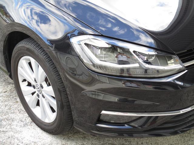 TSIコンフォートライン VW純正ナビ ETC バックカメラ LEDヘッドライト フロントアシスト レーンアシスト Bluetooth ACC 認定中古車保証 ディーラー車(6枚目)