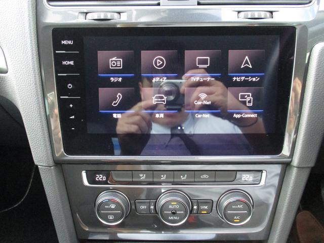 TSIコンフォートライン VW純正ナビ ETC バックカメラ LEDヘッドライト フロントアシスト レーンアシスト Bluetooth ACC 認定中古車保証 ディーラー車(22枚目)