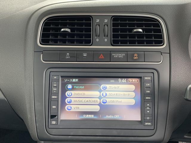 TSIコンフォートラインブルーモーションテクノロジー ナビ TV 禁煙車 アイドリングストップ DVD再生 アイドリングストップ バックカメラ Bluetooth接続(15枚目)