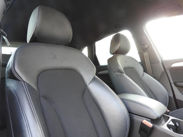 アウディ アウディ Q5 2.0TFSIクワトロ SラインPKG 電動トランク 認中車