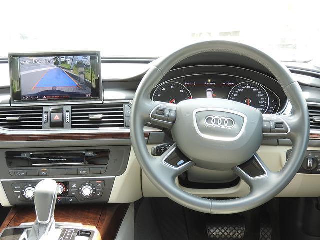 アウディ アウディ A6アバント 2.0TFSIクワトロマトリクスLED 電動トランク 認中車