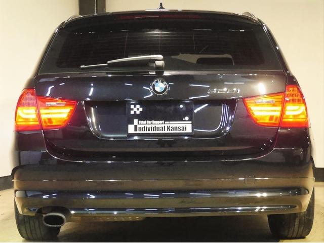 BMW BMW 320iツーリングハイラインPKG 最終型 本革 HDDナビ