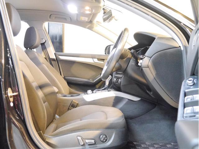 アウディ アウディ A4アバント 2.0TFSI後期 禁煙 1オナ HDDナビ カメラ 鑑定車