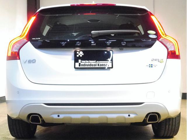 ボルボ ボルボ V60 ドライブe ワンオーナー&禁煙 本革シート HDDナビ TV