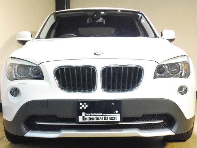 BMW BMW X1 sDrive18ixライン 1オナ 禁煙 ナビ TV カメラ