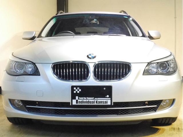 BMW BMW 525iツーリングハイラインPKG 後期 本革シート 鑑定車