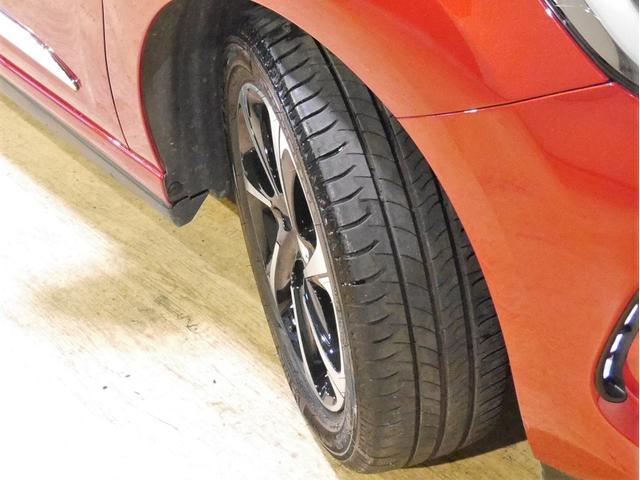 ●タイヤ、ブレーキパッド残量もまだ残っており、安心してお乗り頂けます♪純正16インチアルミホイールを装備しております。タイヤサイズは前後共205/55R16とお財布にも優しい経済的なサイズです♪