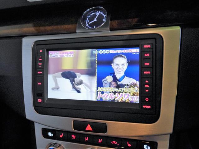 TSIハイライン 1オーナー 後期型 茶本革 SDナビ TV(4枚目)