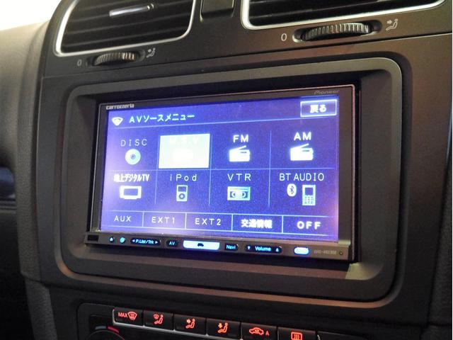 GTI 正規D車/禁煙車/HDDナビ/TV/ブルートゥース/(4枚目)