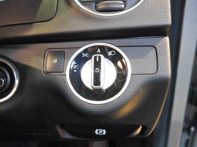 ●オートヘッドライト機能も標準装備です。