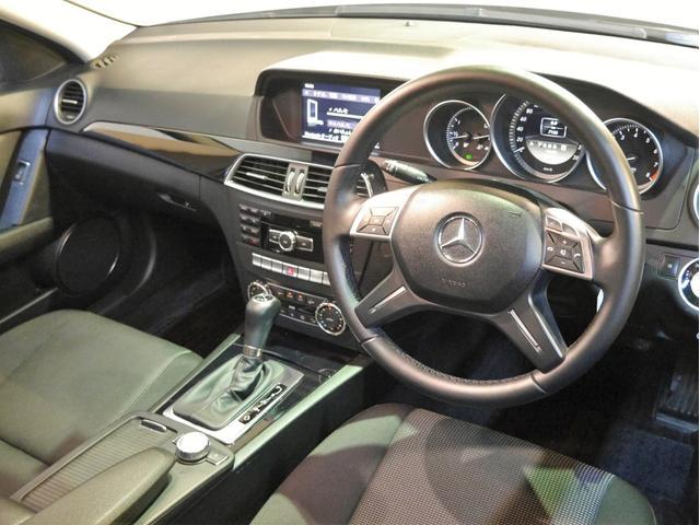 C200ブルーエフィシェンシーライト アドバンスドライトパッケージ・ワンオーナー&禁煙車・正規ディーラー車・後期モデル・純正HDDナビ・フルセグTV・bluetooth・DVD・アダプティブキセノンライト・LEDドライビングライト(3枚目)