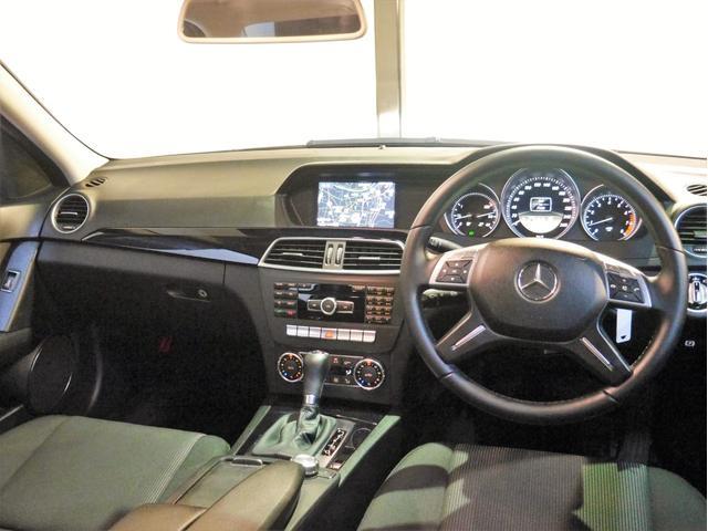 C200ブルーエフィシェンシーライト アドバンスドライトパッケージ・ワンオーナー&禁煙車・正規ディーラー車・後期モデル・純正HDDナビ・フルセグTV・bluetooth・DVD・アダプティブキセノンライト・LEDドライビングライト(25枚目)