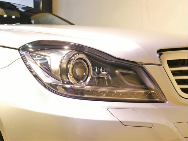 C200ブルーエフィシェンシーライト アドバンスドライトパッケージ・ワンオーナー&禁煙車・正規ディーラー車・後期モデル・純正HDDナビ・フルセグTV・bluetooth・DVD・アダプティブキセノンライト・LEDドライビングライト(44枚目)
