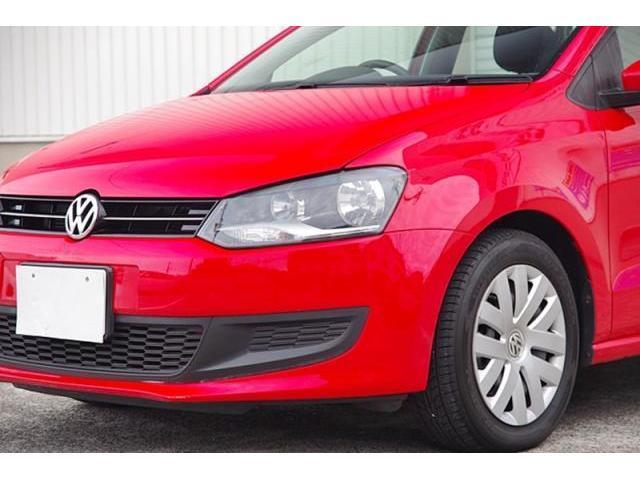 フォルクスワーゲン VW ポロ TSI コンフォートライン