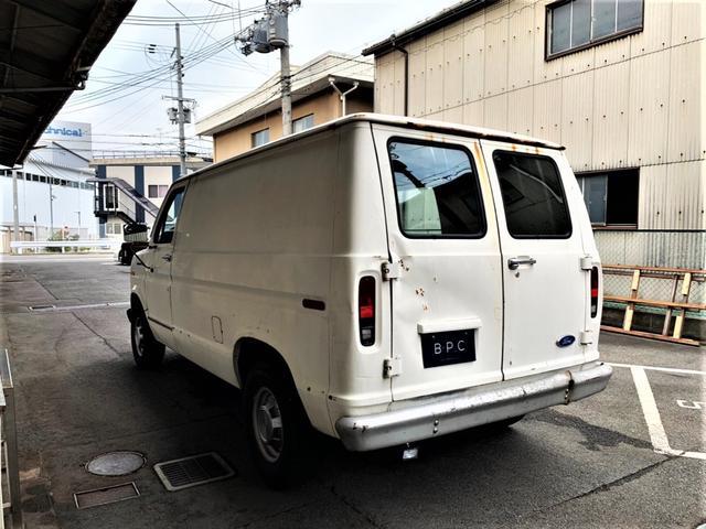 「フォード」「エコノライン」「ミニバン・ワンボックス」「京都府」の中古車8