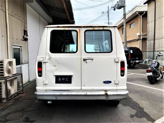 「フォード」「エコノライン」「ミニバン・ワンボックス」「京都府」の中古車9