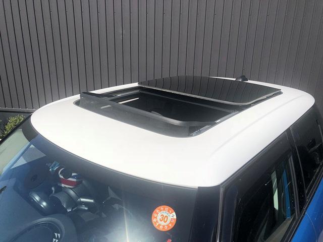 MINI MINI クーパーサンルーフペッパー&ナビPKG&LEDヘッドライト