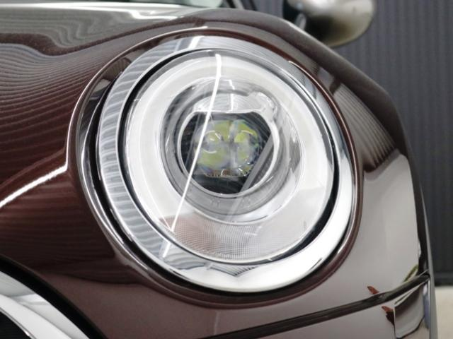 クーパーDクラブマンペッパーPナビBカメラPDCLEDライト(19枚目)