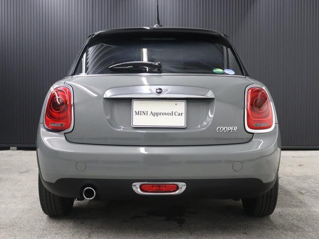 クーパー認定保証ナビETC車載器LEDライト純正アルミF55(14枚目)