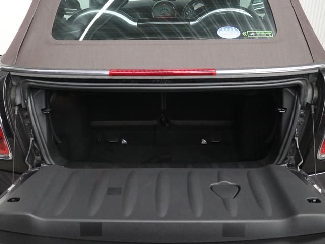 クーパーS コンバーチブルハイゲート認定保証特別仕様車レザー(13枚目)