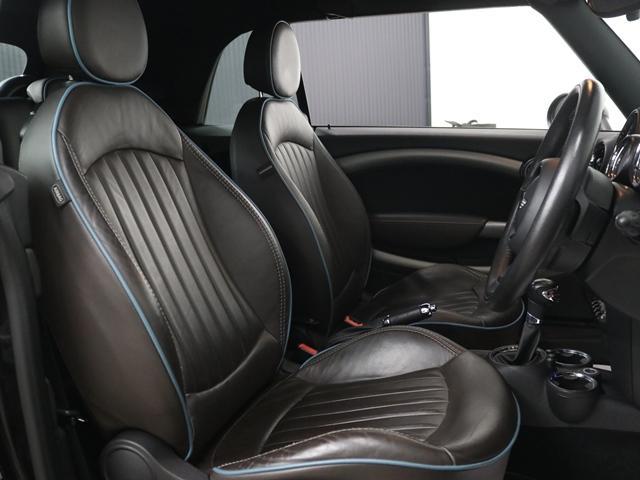 クーパーS コンバーチブルハイゲート認定保証特別仕様車レザー(14枚目)