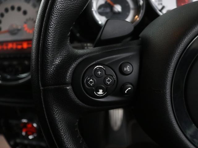 クーパーS コンバーチブルハイゲート認定保証特別仕様車レザー(16枚目)