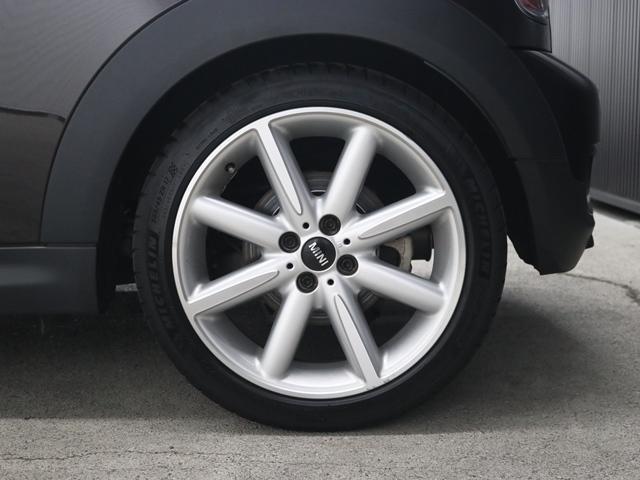 クーパーS コンバーチブルハイゲート認定保証特別仕様車レザー(19枚目)