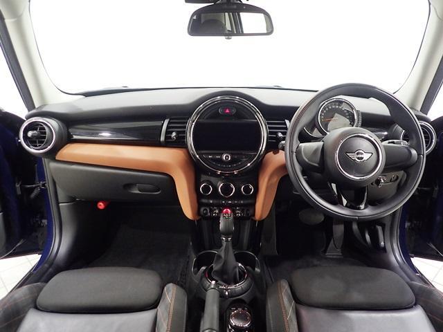 クーパーS セブン認定保証特別仕様車ハーフレザーペッパーP(5枚目)