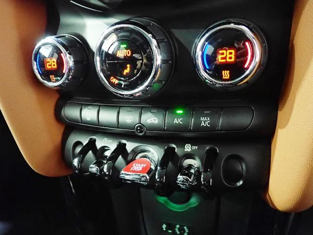 クーパーS セブン認定保証特別仕様車ハーフレザーペッパーP(13枚目)