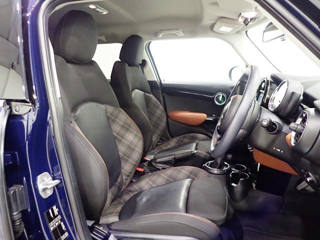 クーパーS セブン認定保証特別仕様車ハーフレザーペッパーP(15枚目)