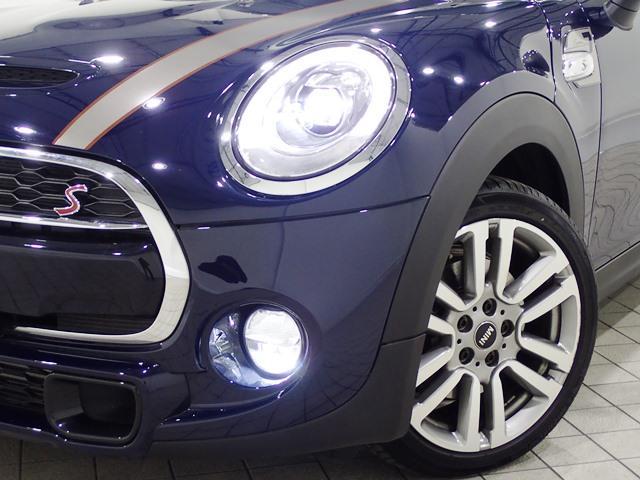 クーパーS セブン認定保証特別仕様車ハーフレザーペッパーP(19枚目)