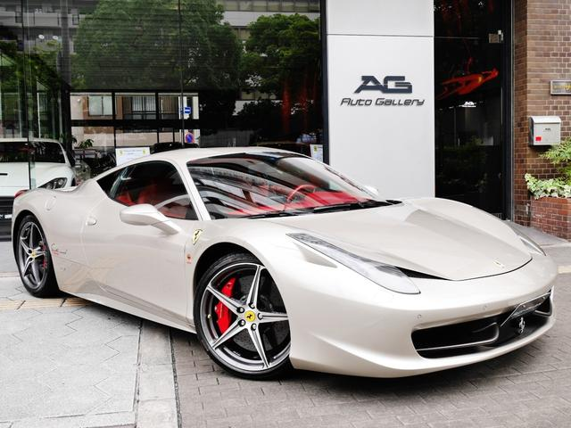 「フェラーリ」「458イタリア」「クーペ」「大阪府」の中古車5