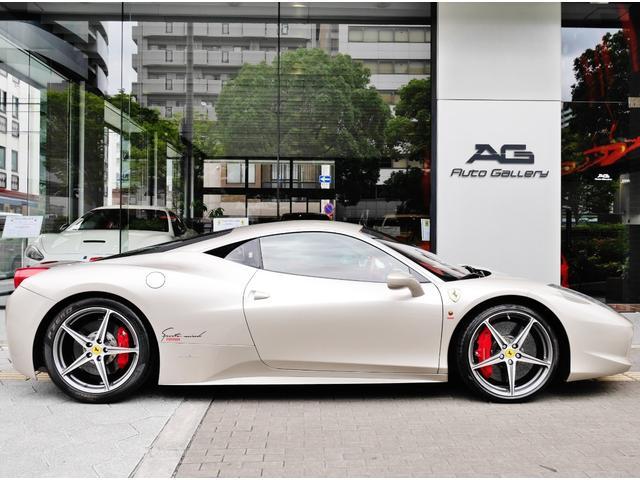 「フェラーリ」「458イタリア」「クーペ」「大阪府」の中古車6