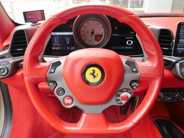 「フェラーリ」「458イタリア」「クーペ」「大阪府」の中古車14