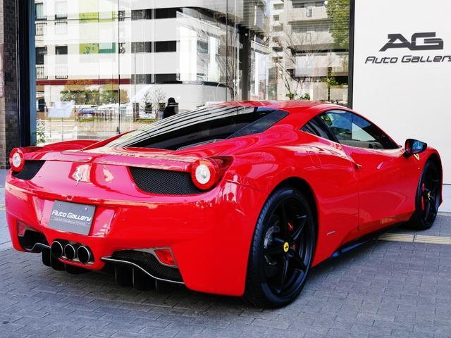 「フェラーリ」「458イタリア」「クーペ」「大阪府」の中古車7