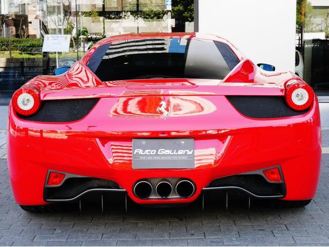 「フェラーリ」「458イタリア」「クーペ」「大阪府」の中古車8