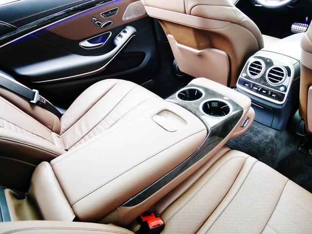 S550ロング AMGスポーツPKG パノラマルーフ 純正ナビ 地デジTV ETC 360°カメラ ブルメスタサウンドシステム AMG19インチAW シートヒーター&クーラー ディストロニックプラス(31枚目)