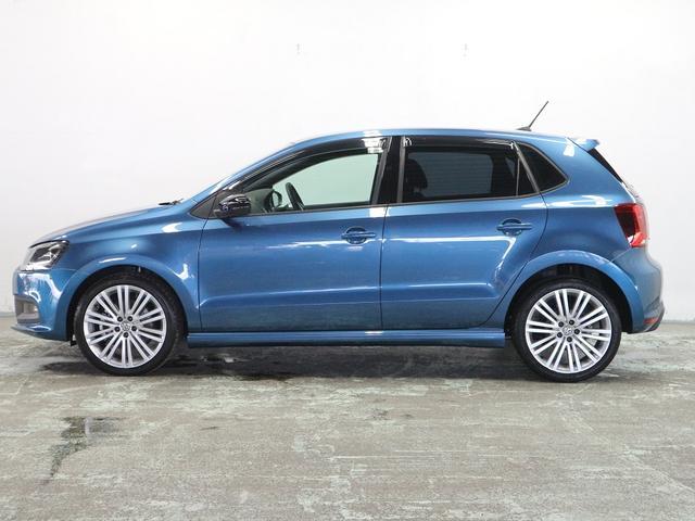 フォルクスワーゲン VW ポロ BlueGT メモリーナビ ETC フルセグTV