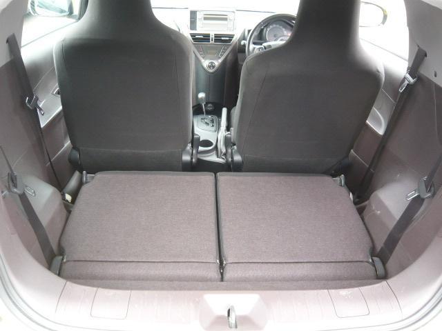 トヨタ iQ 100G 1年保証 スマートキー マフラー アルミ