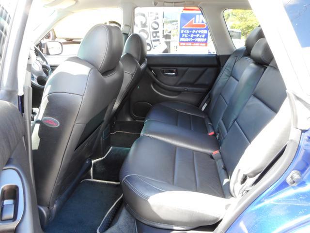スバル レガシィツーリングワゴン ブリッツェン 最終モデル 1年保証 黒革シート ナビ