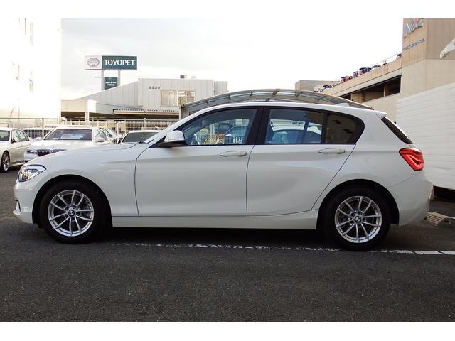 BMW BMW 118iプラスパッケージ パーキングサポート