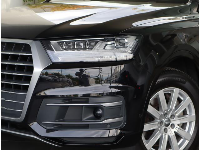 18インチのアルミホイールです!Audiのホイールはシンプルながらもスポーティなデザインでとても好評頂いております!